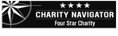 Charity Navigator: Four Star Charity for twelve consecutive years.