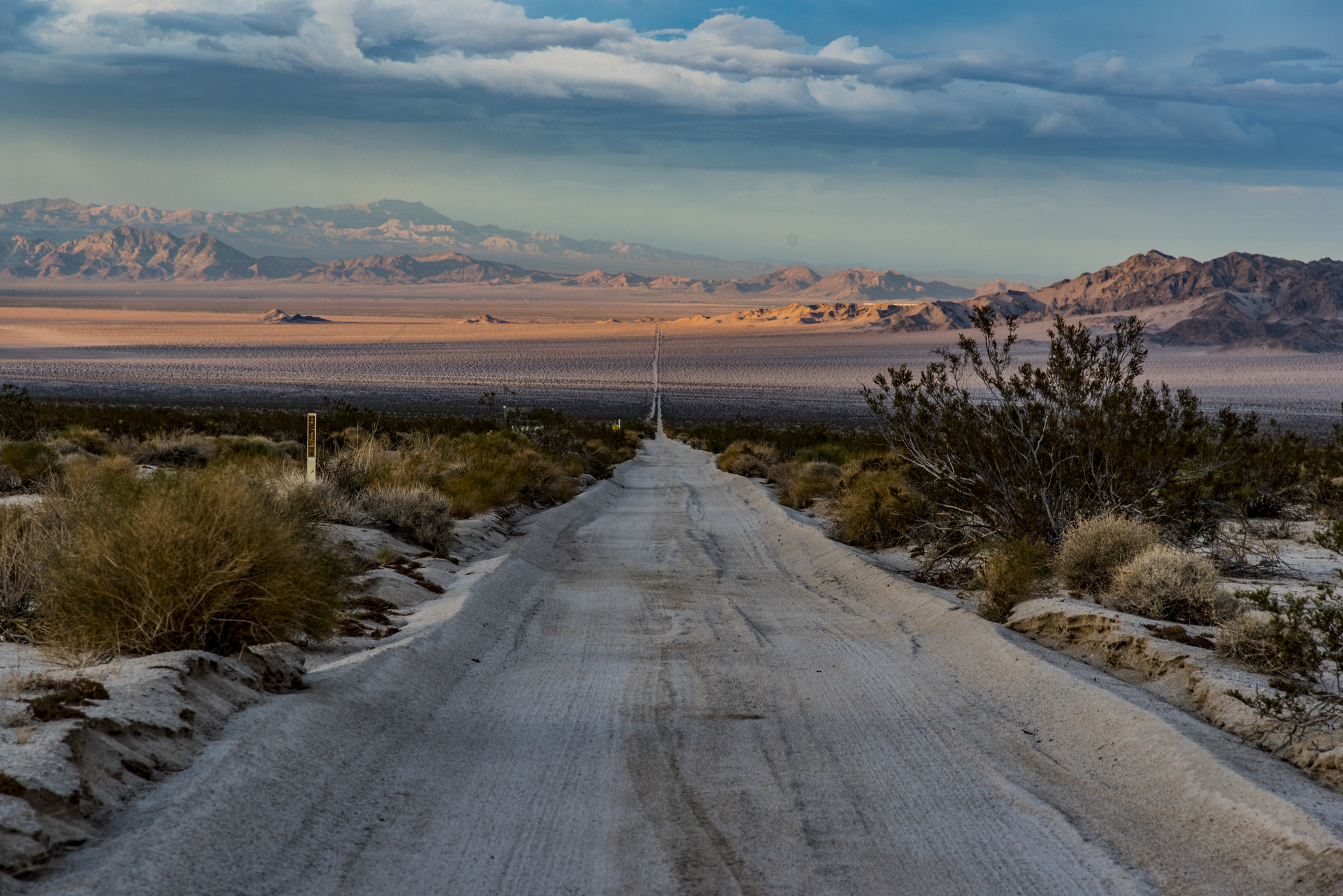 Extracting water from beneath the Mojave Desert would devastate the surrounding ecosystem.