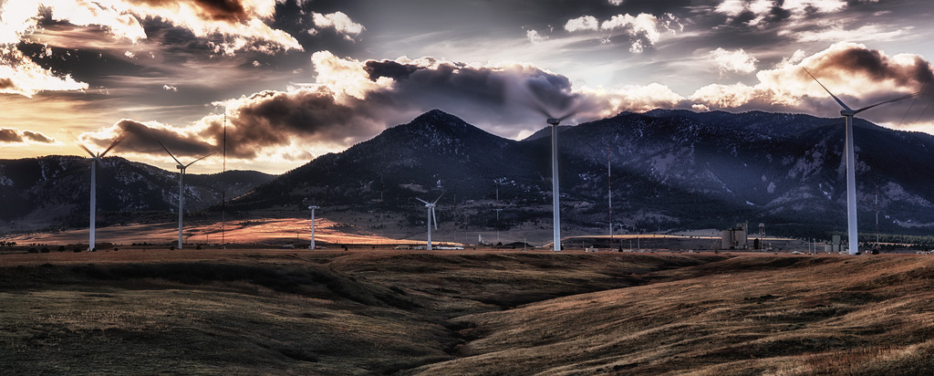 The National Renewable Energy Laboratory Field Test Site near Boulder, CO,