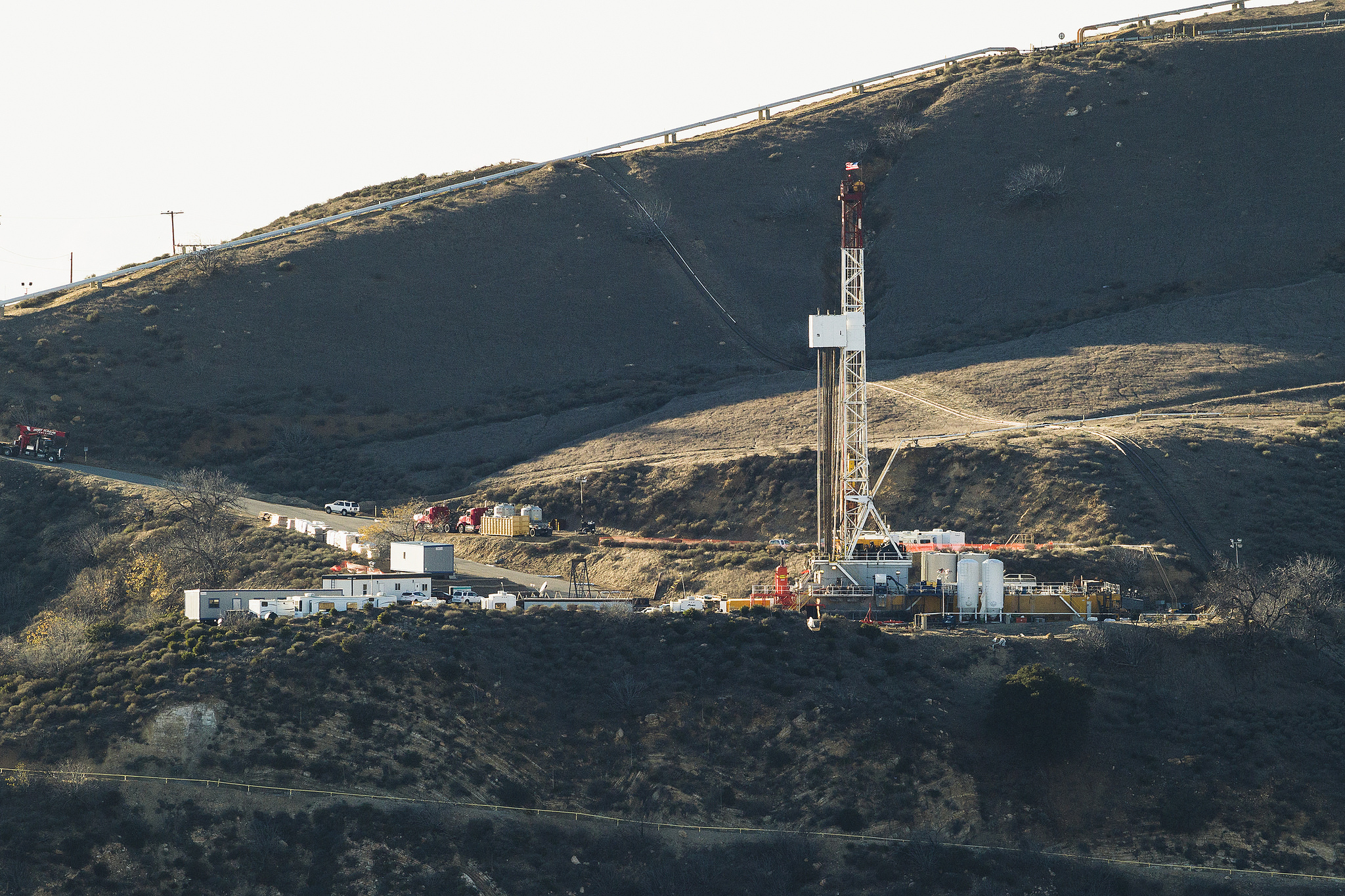 Aliso Canyon well.