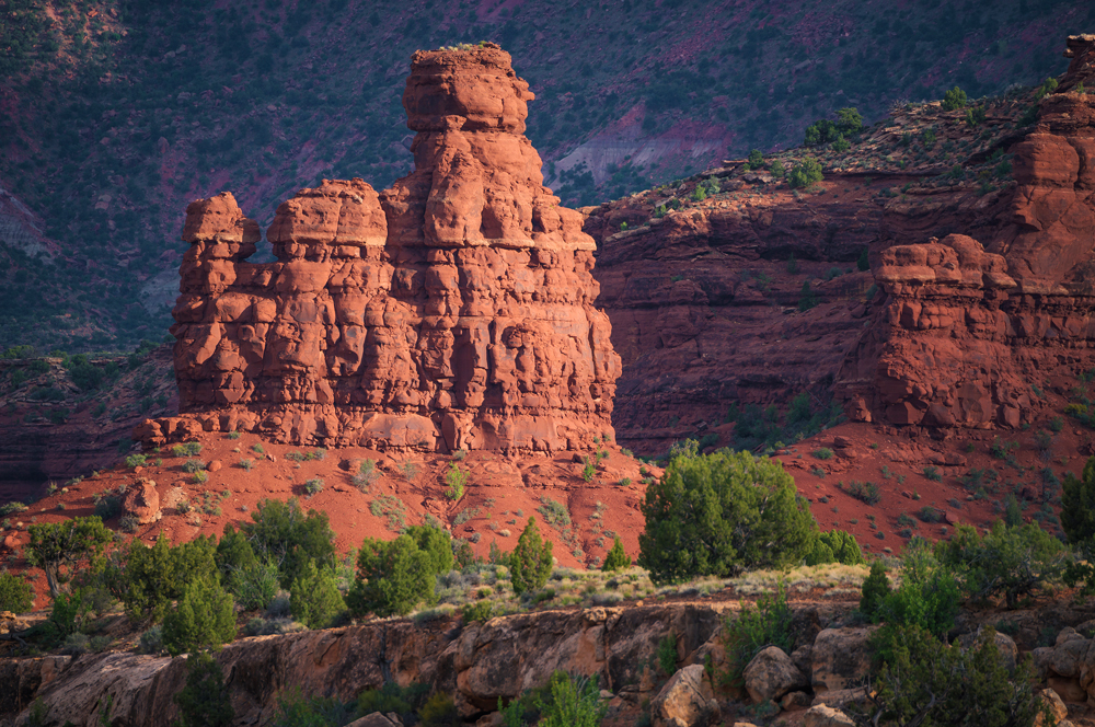 The Obama administration designated Bears Ears National Monument to protect its rich geology as well as Native American cultural heritage.
