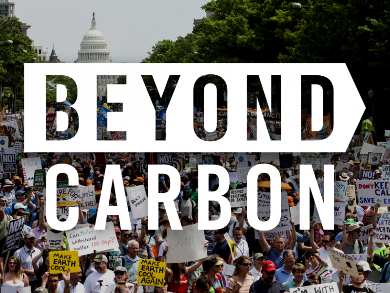 Logo of Beyond Carbon.