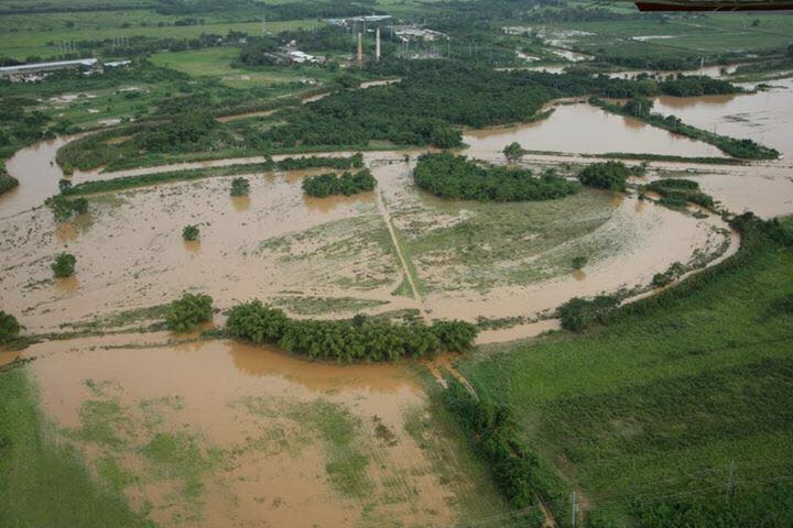 Arecibo after Hurricane Maria