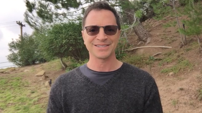 "Joshua Malina (Actor in The West Wing, Sports Night, Scandal): ""I'm outside. Isn't outside great? Do you like being outside? If so, I urge you to make a donation to Earthjustice."""