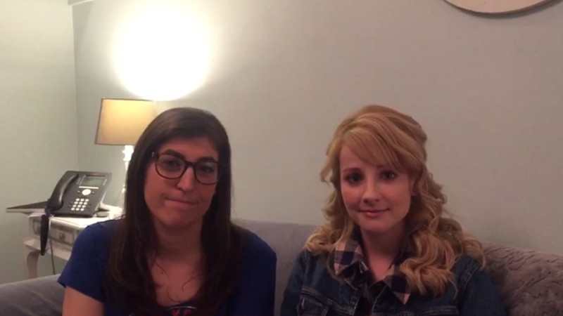 "Melissa Rauch and Mayim Bialik (Actresses, costars of The Big Bang Theory) : ""When the Standing Rock Sioux Tribe needed a lawyer to stop construction of a pipeline that was upstream of their reservation—threatening their community's drinking water supply—they turned to Earthjustice, who gave them legal representation free of charge. Over the next four years, there will be many groups like the Standing Rock Sioux who need legal representation."""