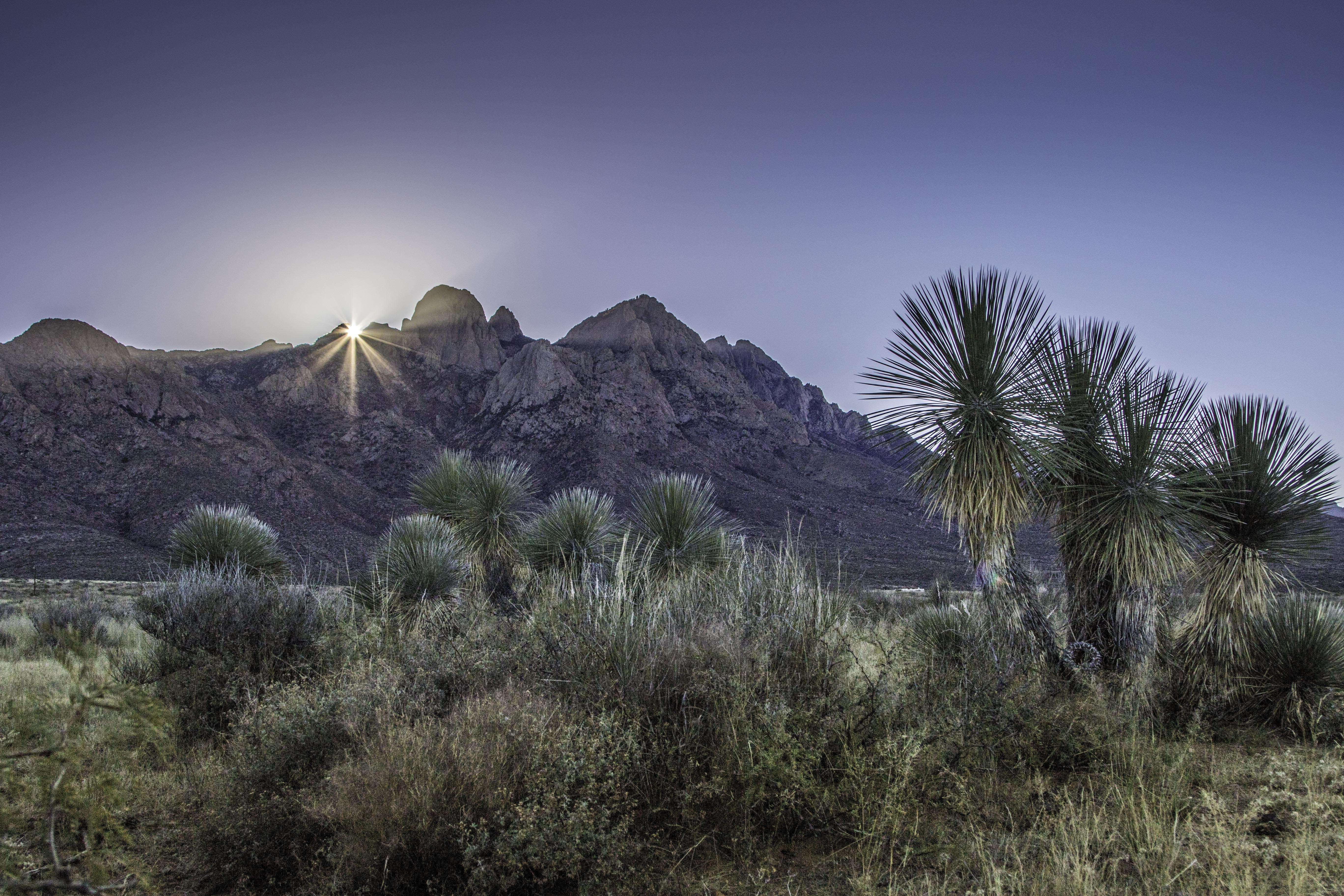 Organ Mountains-Desert Peaks, New Mexico
