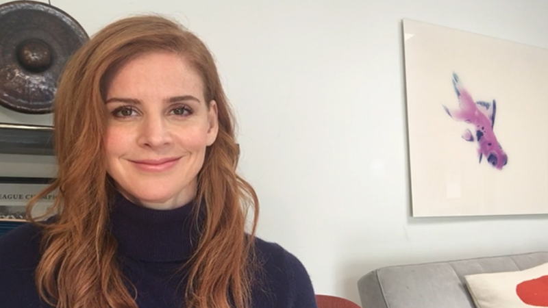 "Sarah Rafferty (Actress in Suits): ""No one has the right to destroy the environment solely for profit or personal gain without answering to the law."""