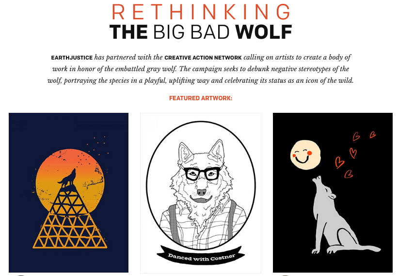 Rethinking the Big Bad Wolf