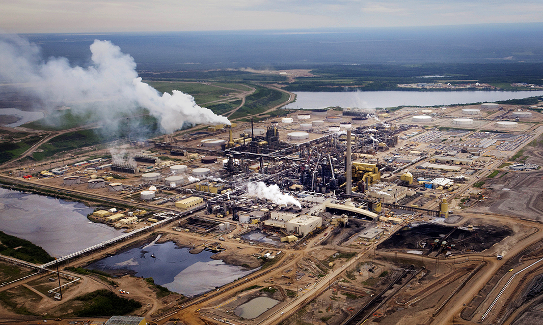 Karl Clark begins his long career investigating Alberta's oil sands.