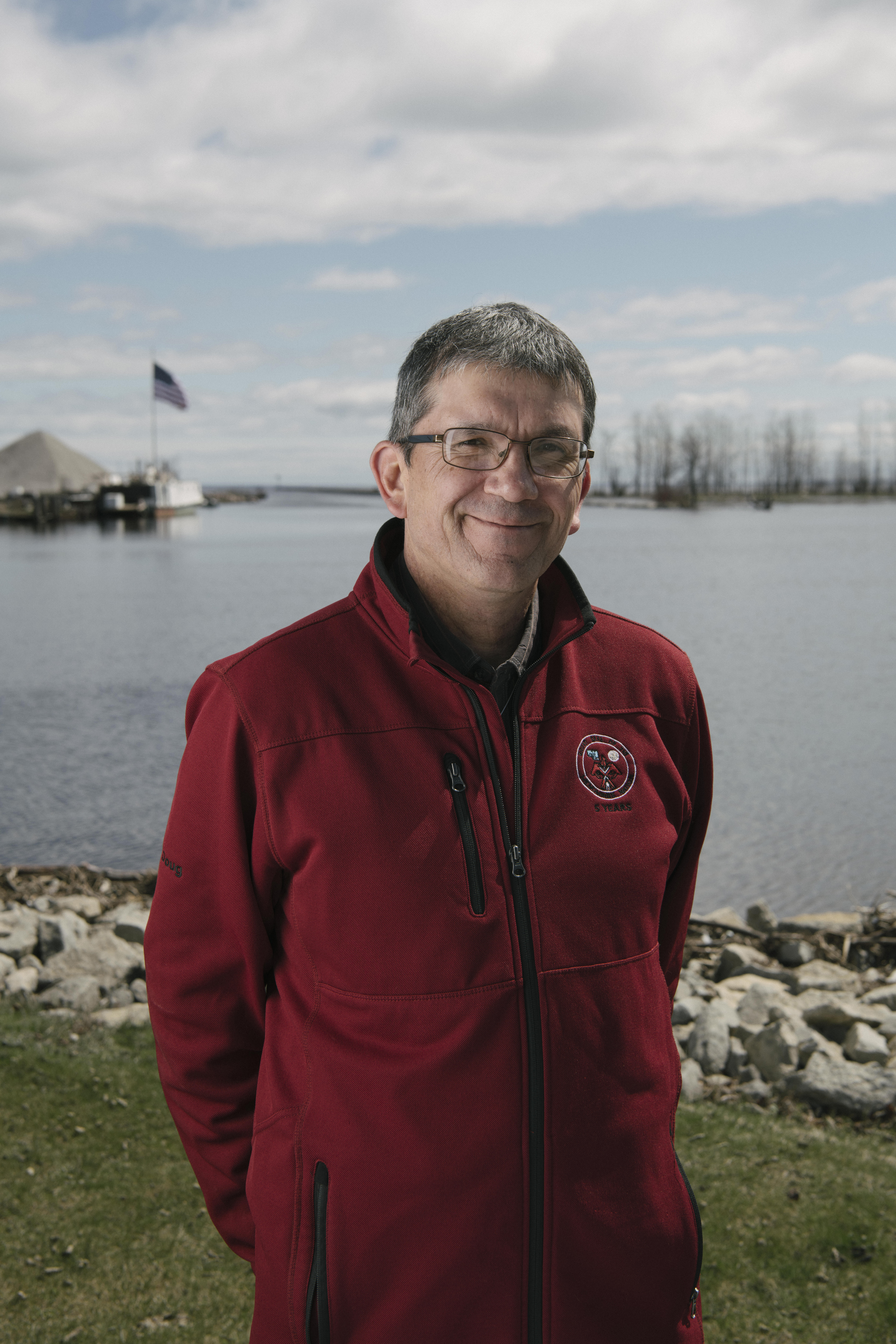 Douglas Cox is Chairman of the Menominee Tribe.