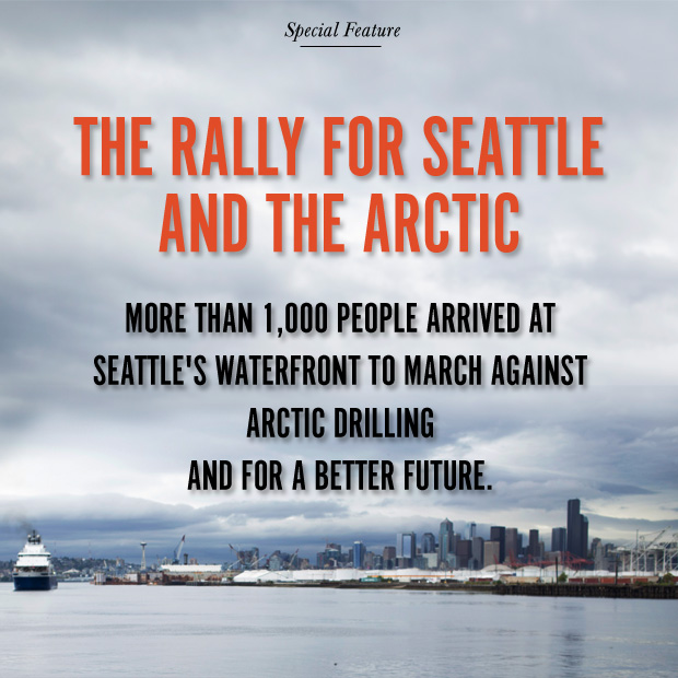 The Rally for Seattle