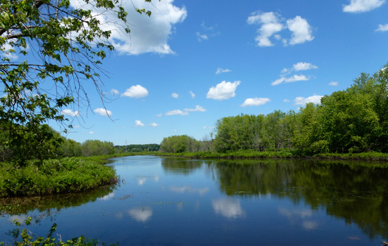 Sudbury River. (Courtesy of Appalachian Mountain Club)