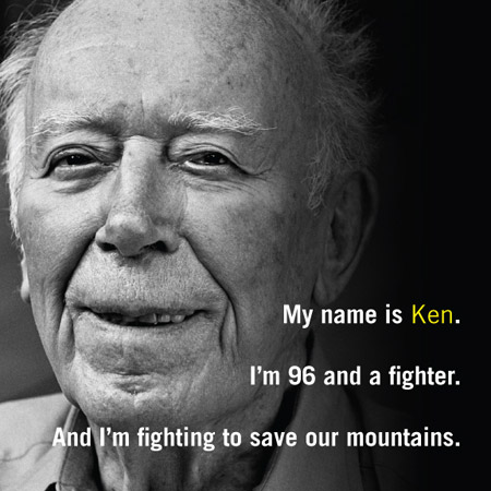 Ken Hechler's Mountain Heroes photo.