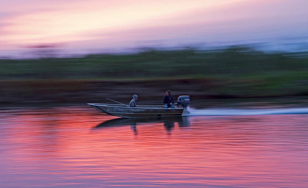 Fishermen in the Bristol Bay watershed.