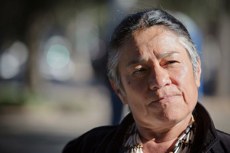 Chief Caleen Sisk of the Winnemem Wintu