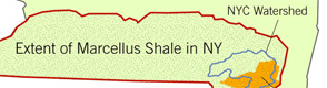 Marcellus Shale map.
