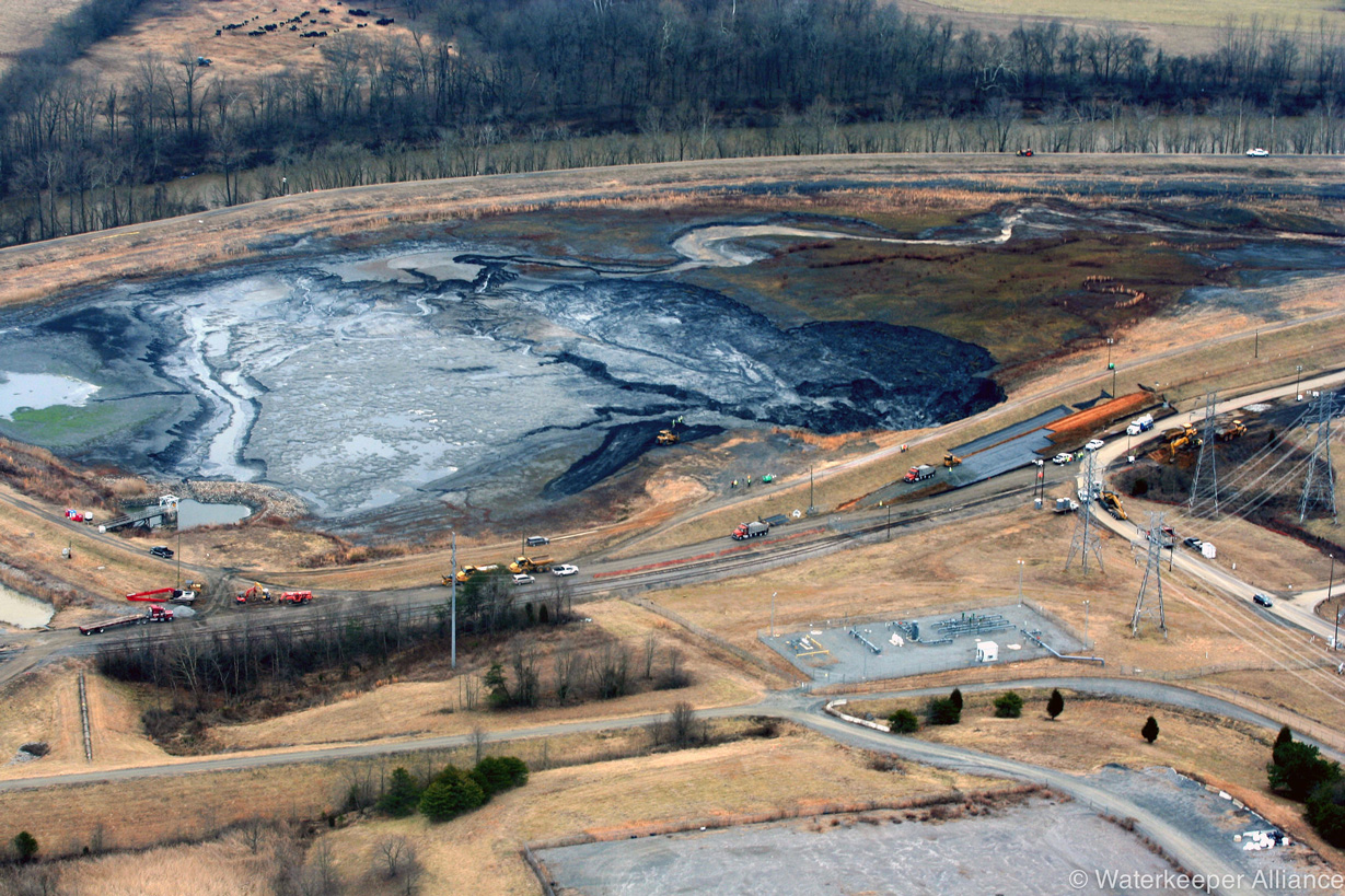Dan River Coal Ash Spill