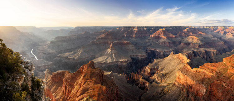 The Grand Canyon is one of the great symbols of the American West—but it has long been plagued by uranium pollution.   (Koji Hirano / iStock)