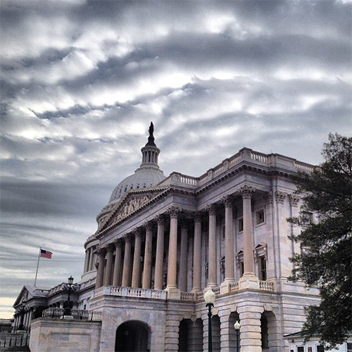 U.S. Capitol. (Architect of the Capitol)
