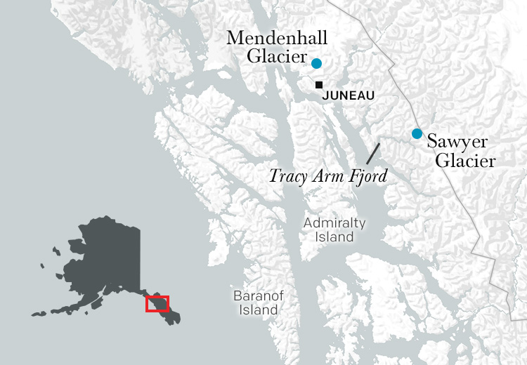 tracy arm fjord alaska map Ten Thoughts From A Once In A Lifetime Trip To Alaska Earthjustice