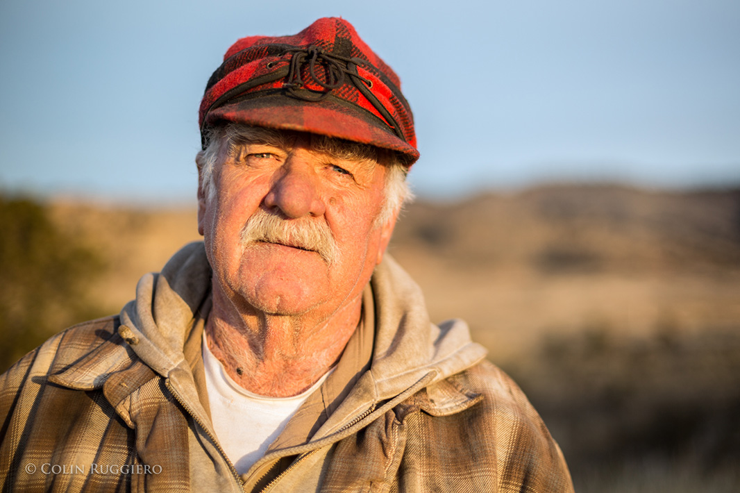 Art Hayes is a southeastern Montana rancher who lives downstream from the Decker Mine, which has a pending lease applications that will move forward when the moratorium is lifted.