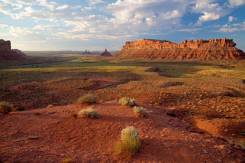 Valley of the Gods, Bears Ears National Monument.