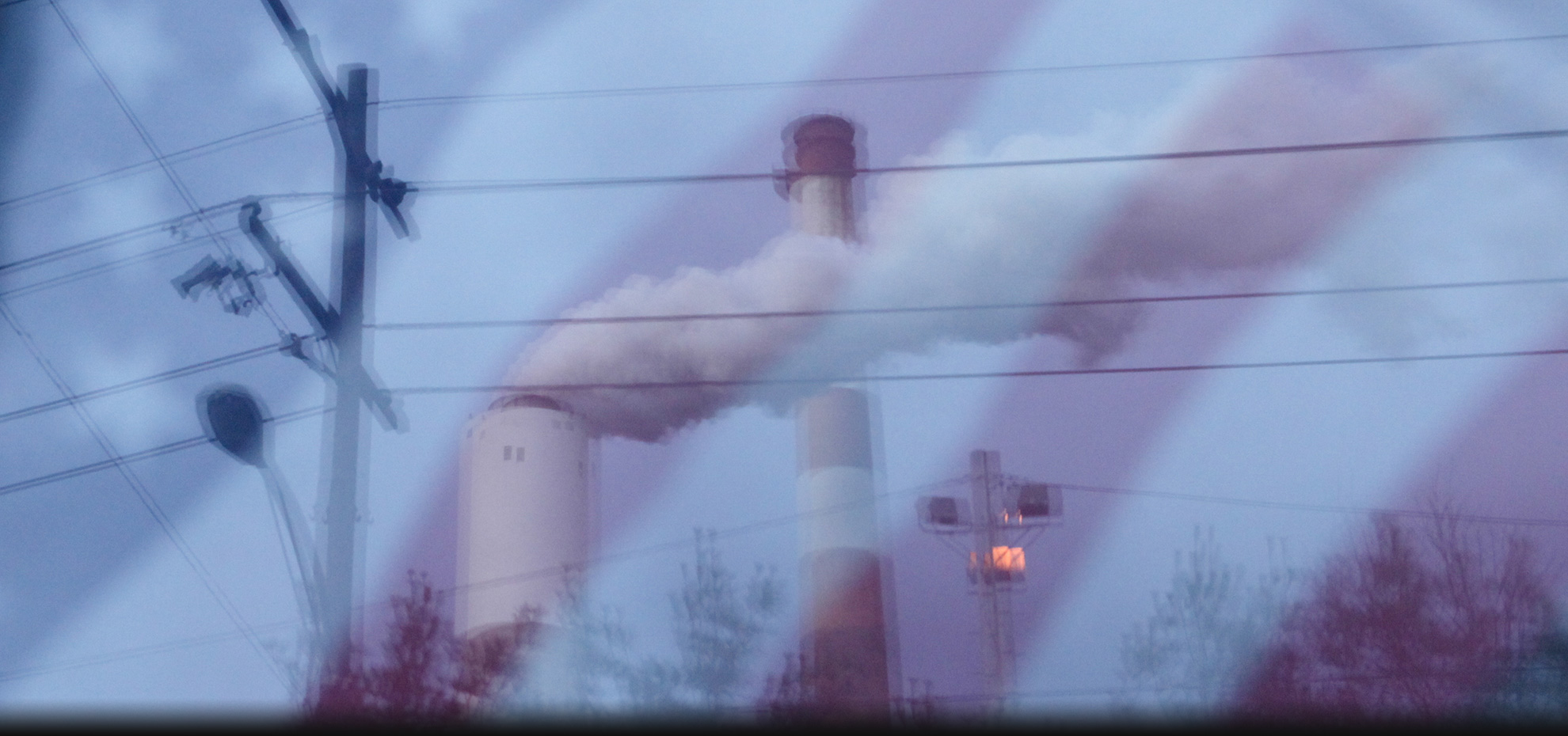 The Cheswick coal-fired power plant in Pennyslvania.