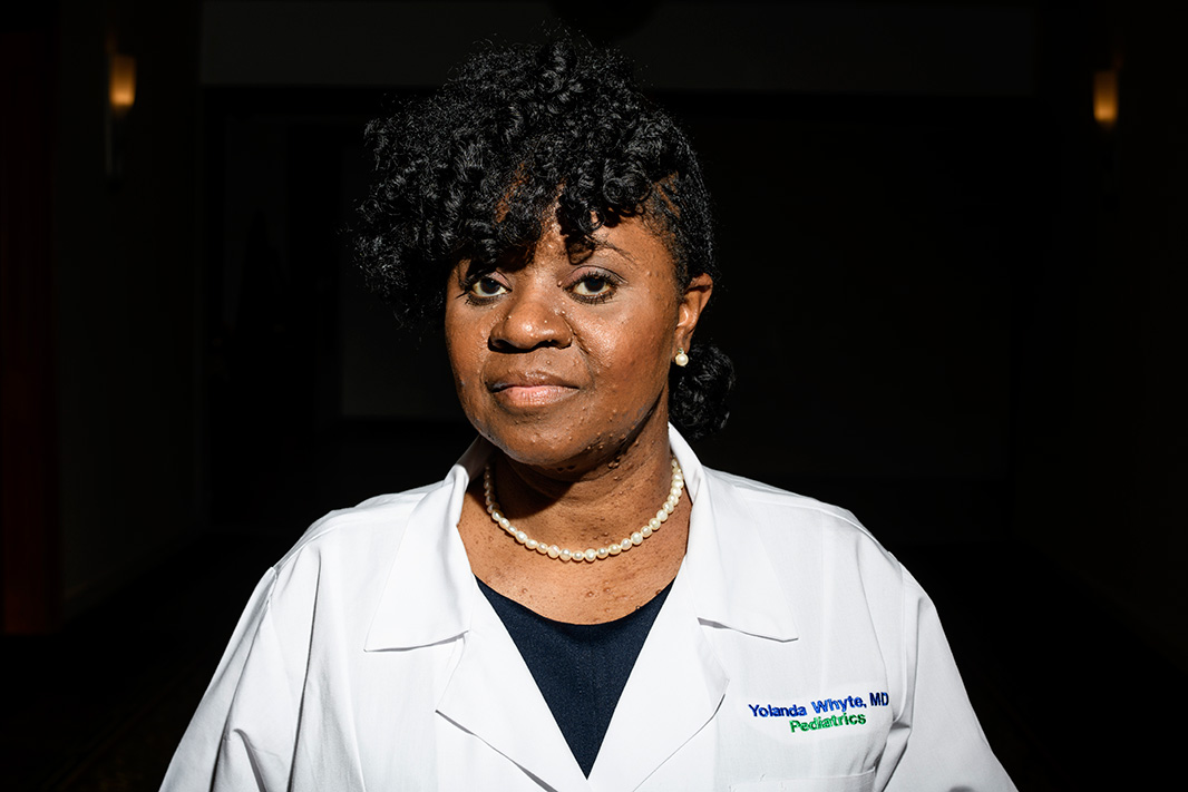 Dr. Yolanda Whyte is a pediatrician based in Atlanta, Georgia.