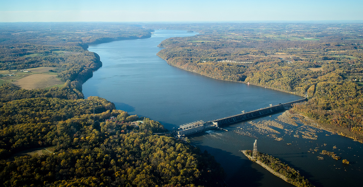 What Is Climate Control >> From the Experts: Conowingo Dam Threatens to Dump Sediment ...