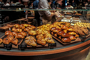 Baked goods are the types of food that can include synthetic flavors. (Zoe Yeh / CC BY-NC-ND 2.0)