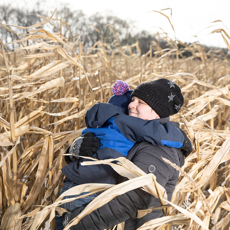 Bonnie Wirtz nearly died when chlorpyrifos drifted from a nearby field into her rural Minnesota home. Her son, also exposed, was diagnosed with a neurodevelopmental disorder.