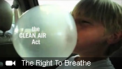 Watch 'The Right To Breathe' video.
