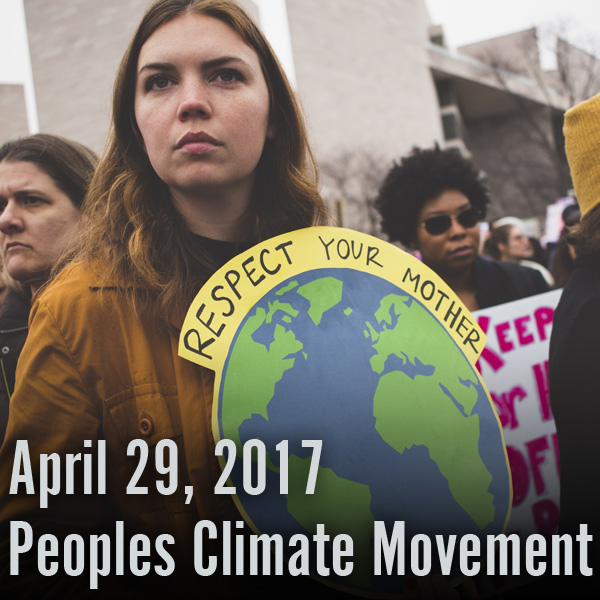 While Earthjustice fights in the courts to defend and strenghten bedrock safeguards for all communities, we realize that public participation is also essential for change. So this April, let's show President Trump where the real power lies and take back our right to clean air, clean water and a healthy environment.