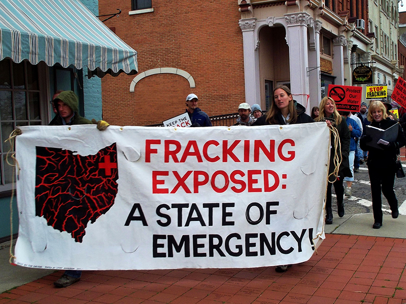 The Fracking Trade-Off: Dirty Energy for Explosive