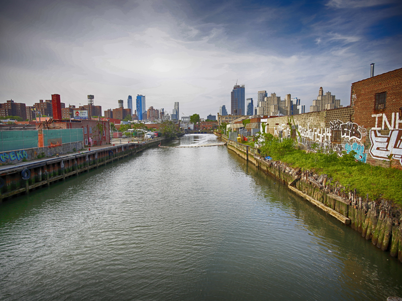 In 2010, the EPA added the Gowanus Canal in Brooklyn, NY to the Superfund National Priorities List. The Gowanus Canal has become one of the nation's most seriously contaminated water bodies, with more than a dozen contaminants, including polycyclic aromatic hydrocarbons, polychlorinated biphenyls and heavy metals, including mercury, lead and copper, found at high levels in the canal's sediment. Without funding and research from the EPA, this risk may not have been identified.
