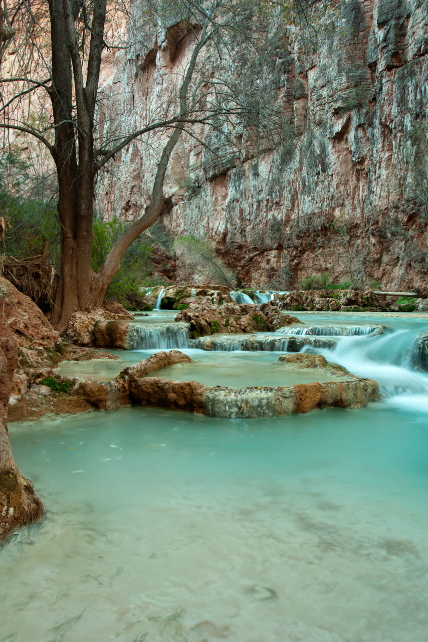 The incredible Havasu Springs, source of life and culture to the Havasupai tribe, is threatened by commercial development.