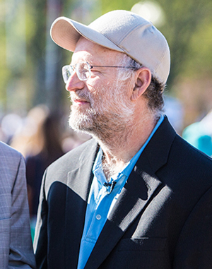Jerry Greenfield at U.S. Capitol Building