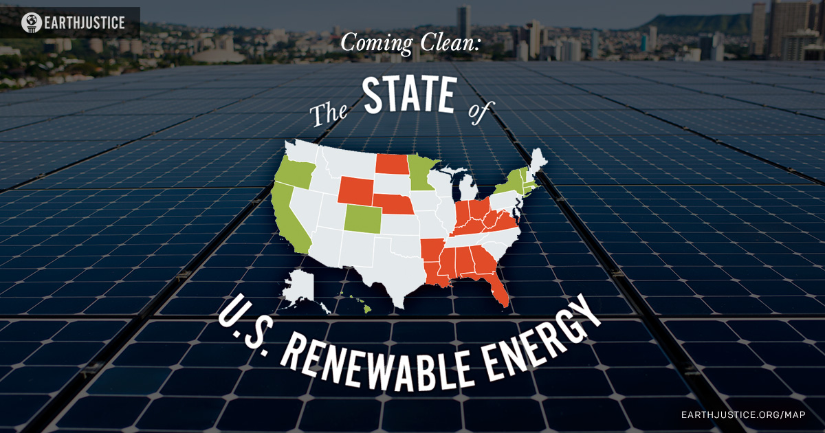A Climate Solution Within Reach: Coming Clean: The State of U.S. ...