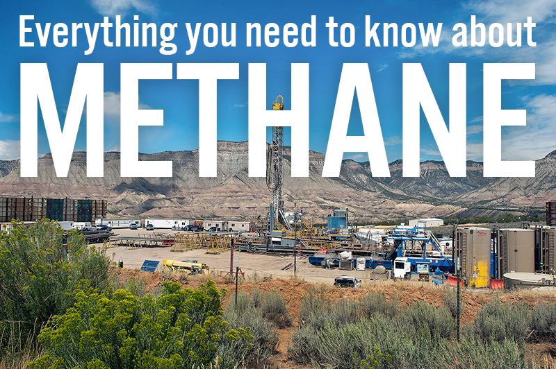 Everything you need to know about methane