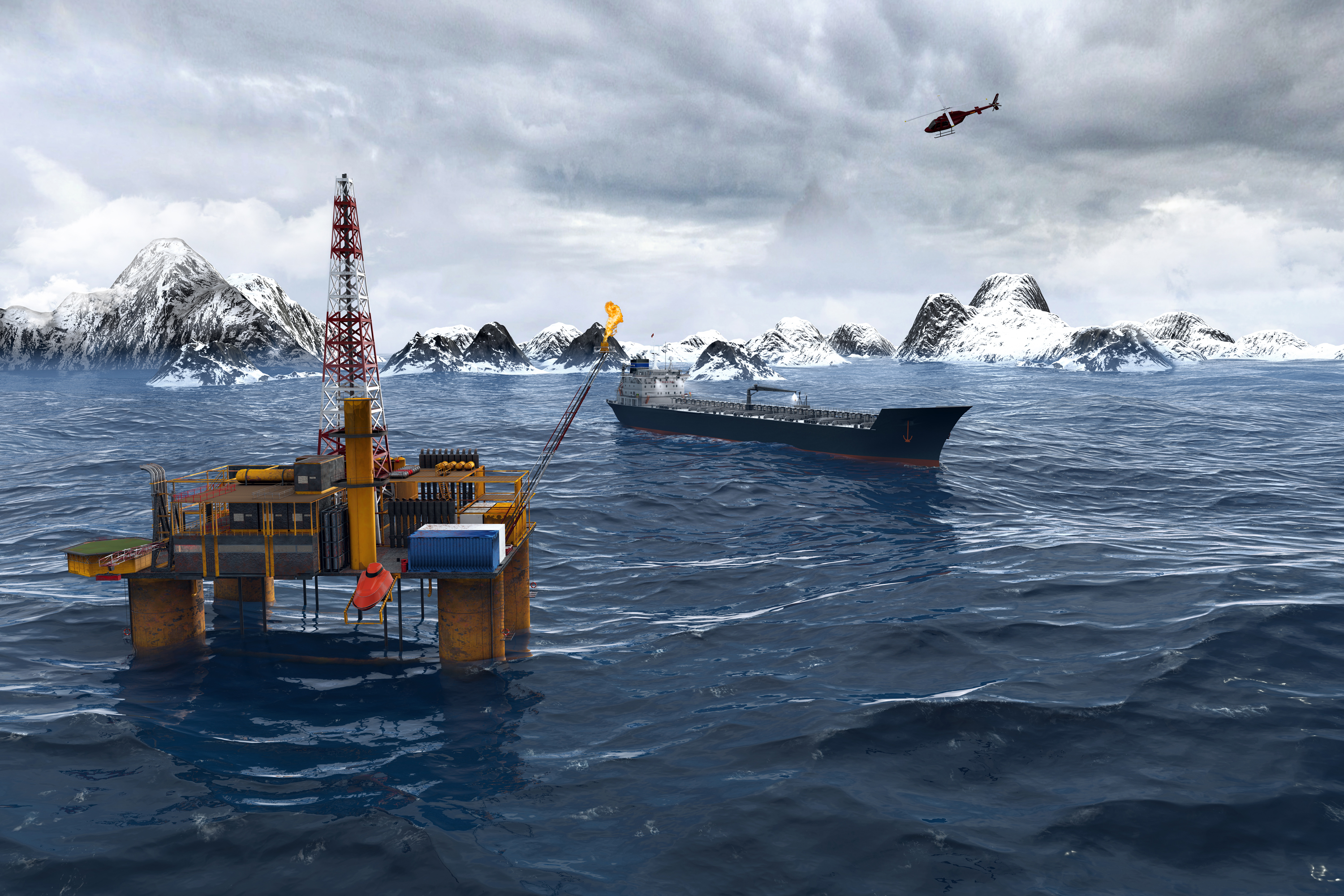 Arctic Line : Five reasons you shouldn t date arctic drilling earthjustice