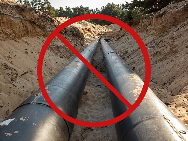 Victory! Constitution Pipeline Project Scrapped