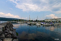 Seneca Lake Harbor. (Schmidt Photography)