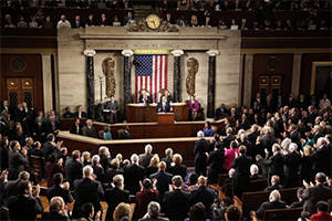 President Barack Obama delivers the State of the Union address in the House Chamber at the U.S. Capitol in Washington, D.C., Feb. 12, 2013. (Official White House Photo by Chuck Kennedy)