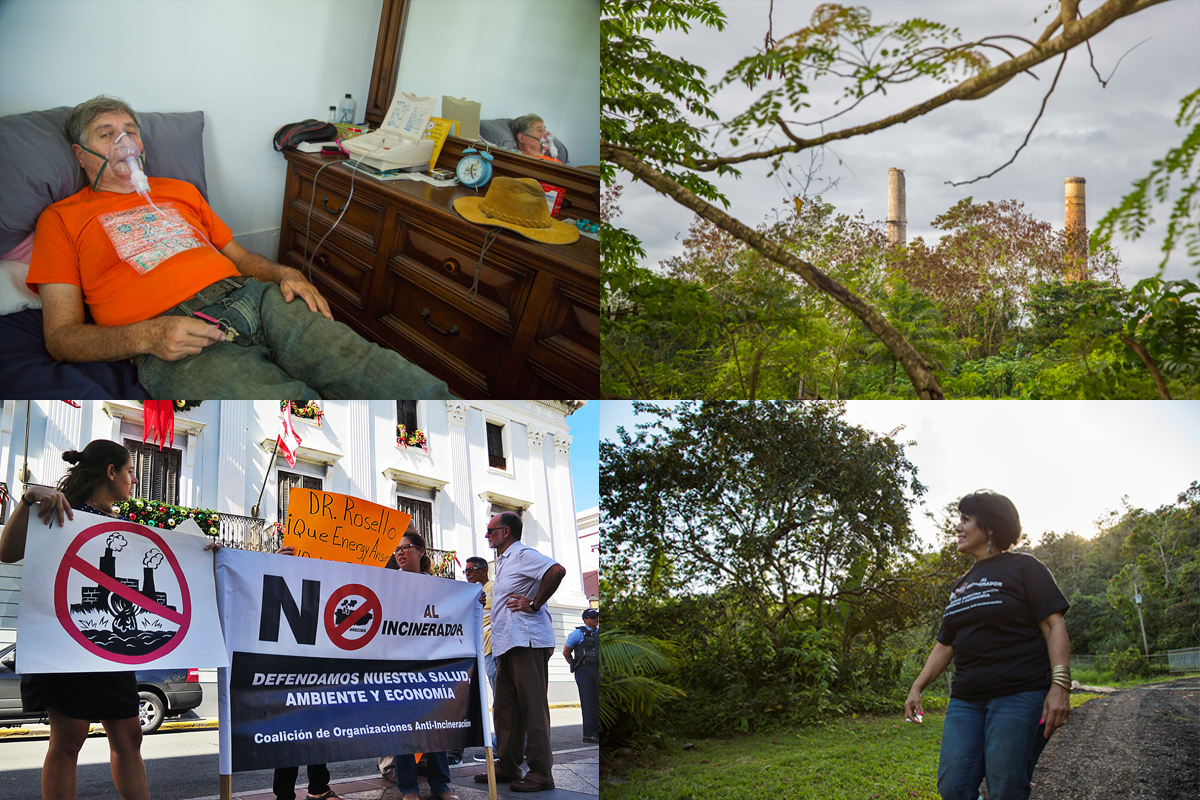 If it weren't for NEPA, Arecibo residents would have few tools to fight an incinerator that could further pollute the town's air and harm nearby wildlife. NEPA forced government agencies to conduct public hearings and an environmental impact review on the incinerator project.