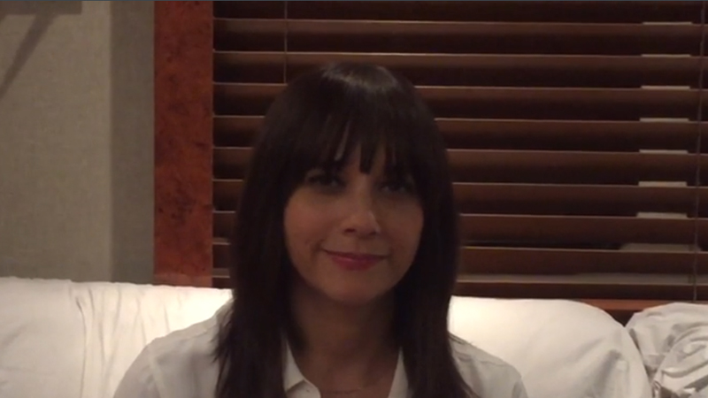 "Rashida Jones (Actress in Parks and Recreation, The Office): ""It's not just our fight. It's everyone's fight."""