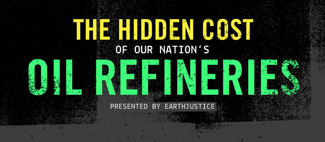 Infographic: The Hidden Cost Of Our Nation's Oil Refinery Problem.