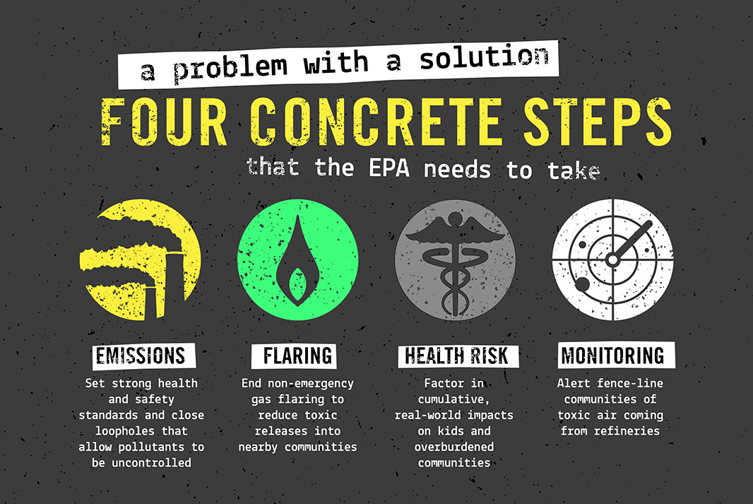 A problem with a solution: Four concrete steps that the EPA needs to take.