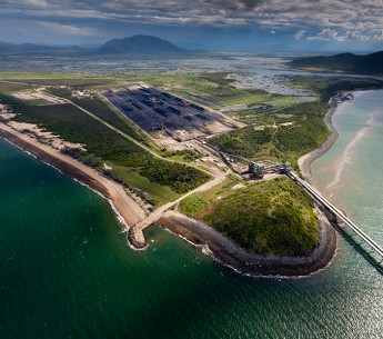 Abbot Point, Queensland, Australia. Source: https://flic.kr/p/fb2h5v