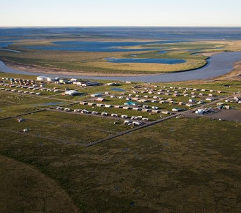 Oil and gas development is threatening the traditional way of life in the Alaska Native village of Nuiqsut.