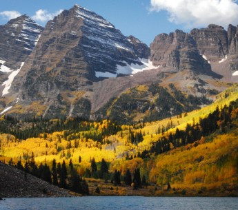 Maroon Lake, White River National Forest
